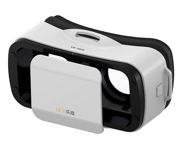 NEW VR BOX III 3 LEJIVR Mini Virtual Reality Headmount VR Virtual Reality 3D Glasses 3D Game Movie for 4.5