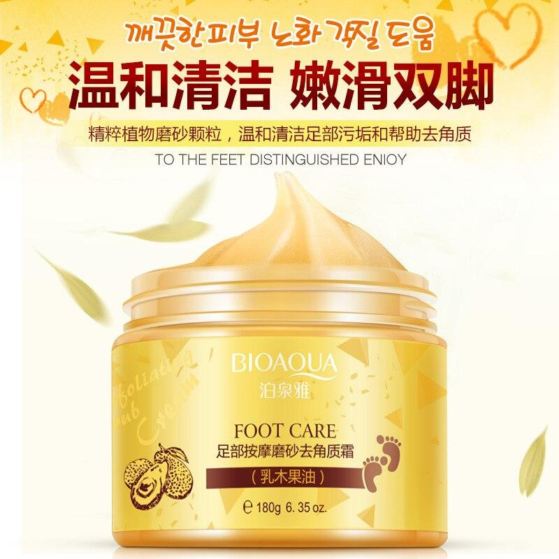 BIOAQUA Foot foot massage foot massage kaki cream foot cream - Perawatan kulit - Foto 5