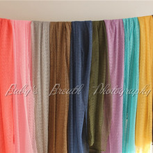 unelmista totta 10pcs/Lot Gauze Baby Lace Wrap Many Colors