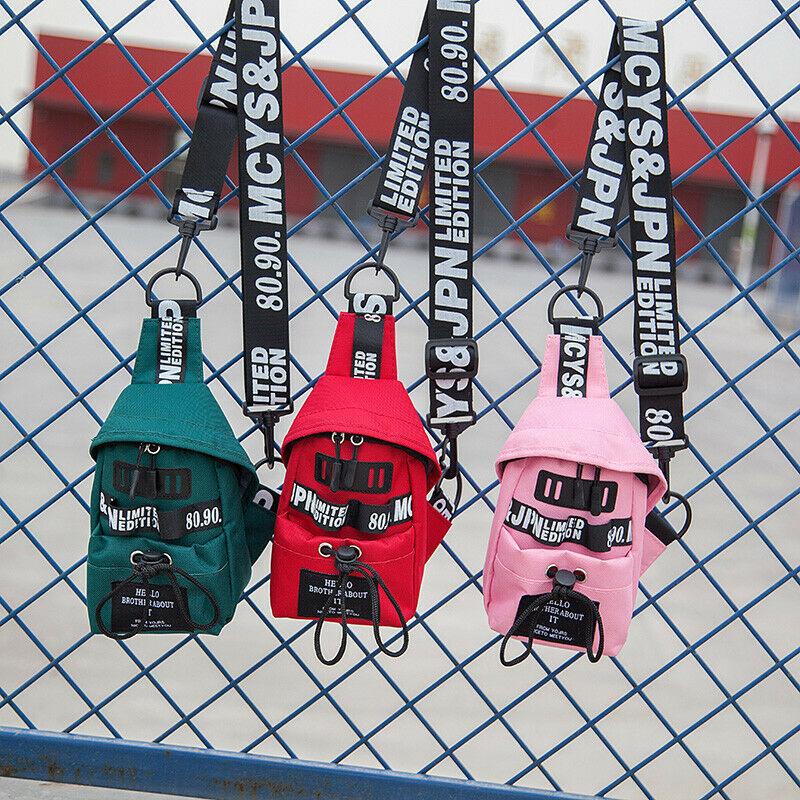 Messenger Handbag Purse Waist-Bag Money-Pouch Phone-Pocket-Belt Bags Small Mini Sports