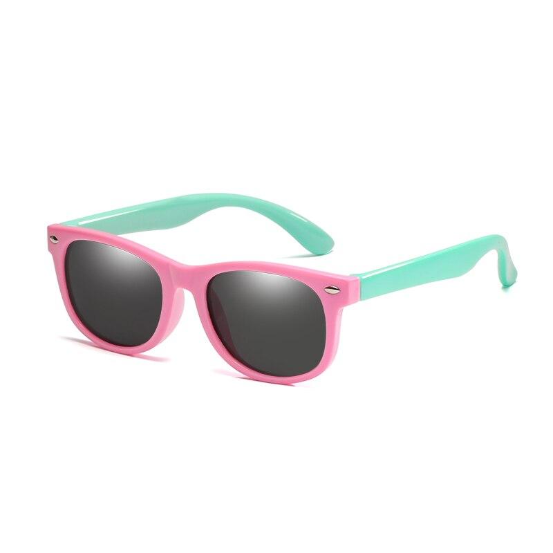 Pink Light green