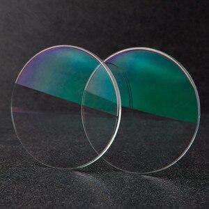 Image 1 - Recept lenzen Hars Lens verziendheid Coatings Asferische Uv Straling bijziendheid lens 1.56 1.61 1.67 1.74 Optische lens