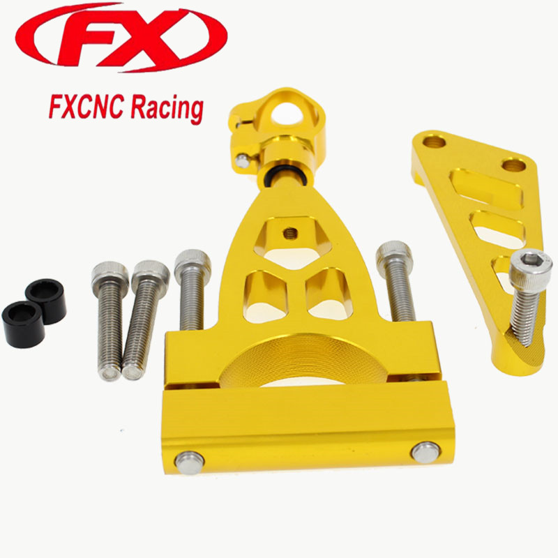 CNC Motorcycle Damper Steering Stabilize Damper Bracket Mounting Holder Kit For HONDA CB400 CB 400 VTEC 1999 1999 - 2010 99 00 ламинат kronospan castello classic ясень ривендел 32 класс