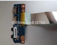 Ноутбук плата USB для Acer для Aspire V3-731 V3-731G V3-771 V3-771G V3-772 Новый