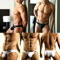8pcs/lot M L XL Cotton Underwear Men Low Waist Fashion Briefs U Convex Sexy Briefs Mens Underwear