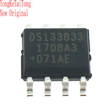 50PCS/LOT  DS1338Z-33+T&R DS1338Z-33 DS1338 DS133833 IC RTC CLK/CALENDAR I2C 8-SOIC