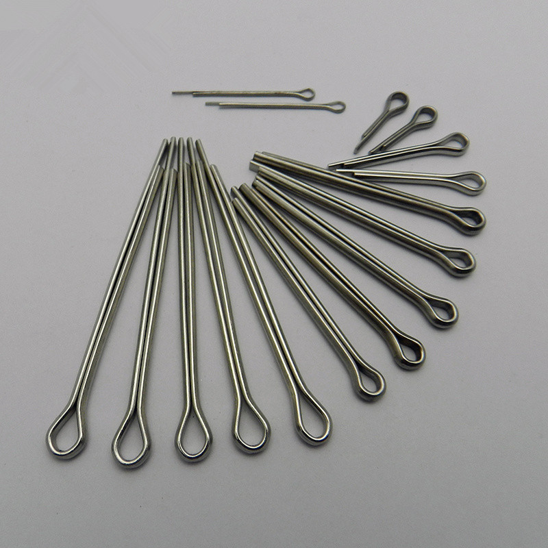 70PCS GB91 Stainless Steel Cotter Pin M2.5 *25