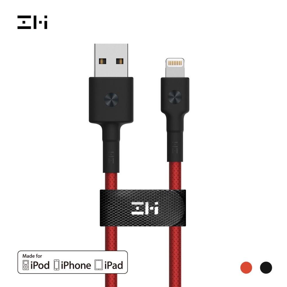 ZMI Premium zu USB Kabel MFi Zertifiziert, PP Geflochtene Hülse für Lade und Daten Sync-3,3 ft