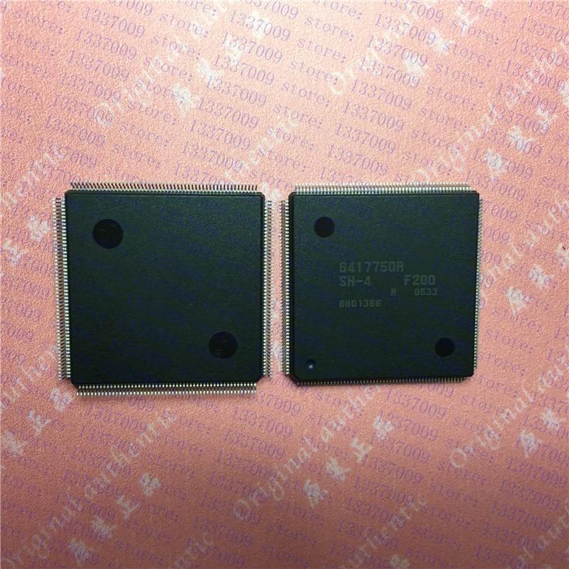 1pcs HD6417750RF200 QFP208 new and original IC free shipping xc4013xla 07pq208c qfp208