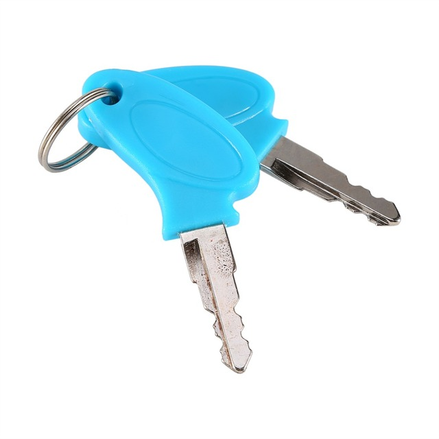 Ignition Key Switch Lock Scooter 2 Wire ATV Moped Go Kart Moto ...