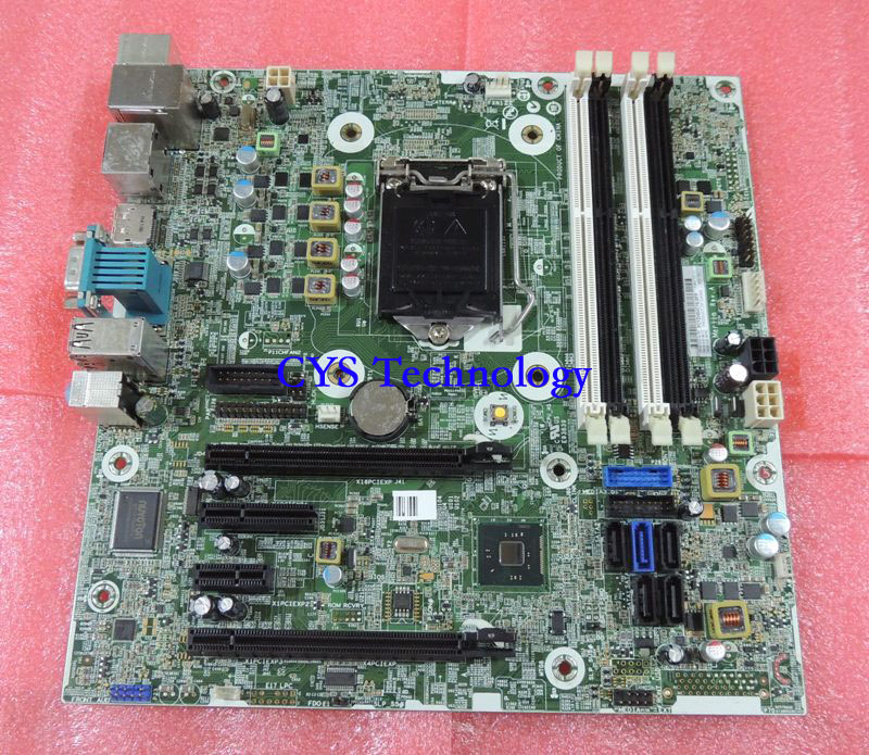 Free shipping CHUANGYISU for Z230 SFF motherboard 698114 001 698114 501 697895 001 s1150 chipset C226
