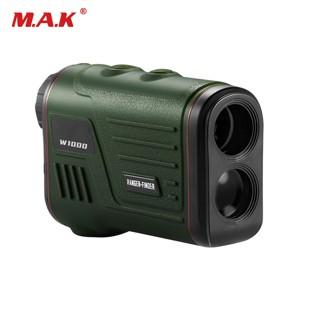 600m Laser Rangefinder Waterproof Range Finder Angle Measurement Speed Measurement Monocular Telescope for Golf Hunting free shipping 1000m waterproof laser rangefinder telescope distance speed measurement for outdoor hunting golf battery