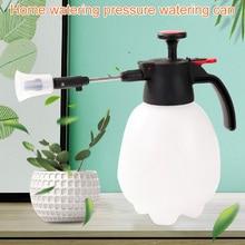 2Л полив растений горшок спрей бутылка сад пресс тип водный распылитель парикмахерские посадки чайник для садового цветочного растения