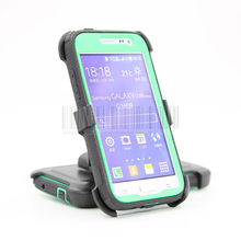 Heavy Duty Armor Case Stand Cover+Holster With Belt Clip For Samsung Galaxy J3 2016 J320 J320F J320P J3109 J320M J320Y/Sol