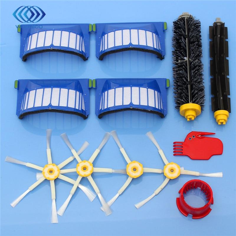 все цены на High Quality Replacement Brush Filter Kit For Aerovac600 Series 620 630 650 660 онлайн