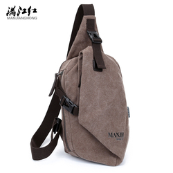 Models star 2017 new man bag man sporting canvas bags free casual tourism travel pouch chesting.jpg 250x250