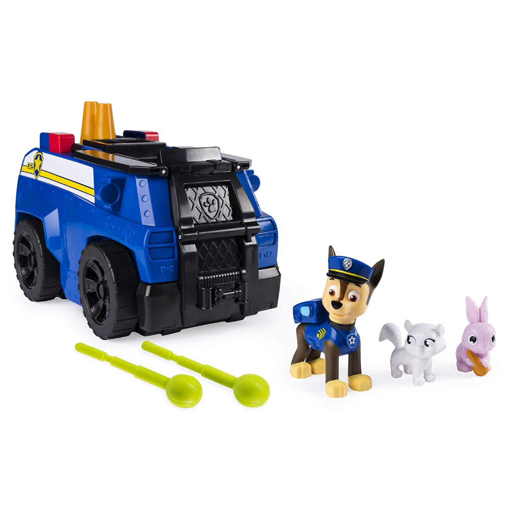 Electric & Battery Powered Paw Patrol Chase Police Cruiser