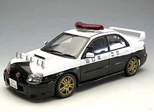 1:18 Diecast Model for Subaru IMPREZA WRX STi Alloy Toy Car Miniature Collection Gifts subaru impreza wrx sti самара продаю