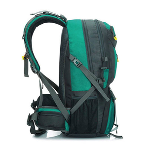 Image 2 - 60L unisex men backpack travel pack sports bag pack waterproof Outdoor Mountaineering Hiking Climbing Camping backpack for male