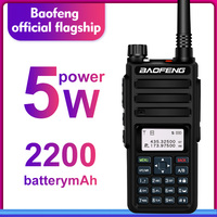 Baofeng DM 1801 Dual Band Dual Time Slot DMR Digital/Analog 2Way Radio 136 174/400 470MHz 1024 Channels Ham Walkie Talkie DMR