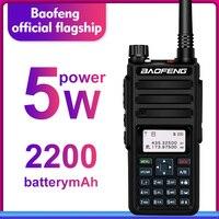 מכשיר הקשר dual band Baofeng DM-1801 Dual Band Dual זמן חריץ DMR דיגיטלי / אנלוגי 2way רדיו 136-174 / 400-470MHz 1024 ערוצים Ham מכשיר הקשר DMR (1)