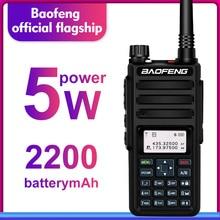 De Baofeng DM 1801 de banda Dual ranura de tiempo Dual DMR Digital/analógico 2Way Radio 136 174/400 470MHz 1024 canales jamón Walkie Talkie DMR