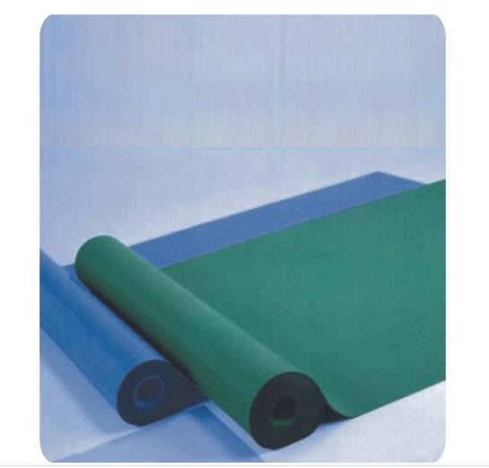 New Anti-Static Mat ESD Mat Antistatic Blanket Table Mat for BGA Repair Work Matting Desktop Line Working Mesa500mm*700mm 500 grams about 750pcs milky latex rubber powder free working protective finger sets anti cutting cleanroom esd work gloves