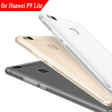 Phone Case for Huawei P9 Lite Cover 5.2 Ultrathin Silicon Soft TPU Full Protective Back Funda 2016