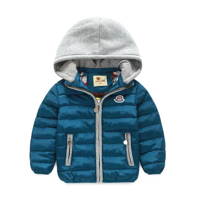 f52efccfd 2017 Kids Winter Coat Hoodies Boys Winter Snowsuit Girls Outwear ...