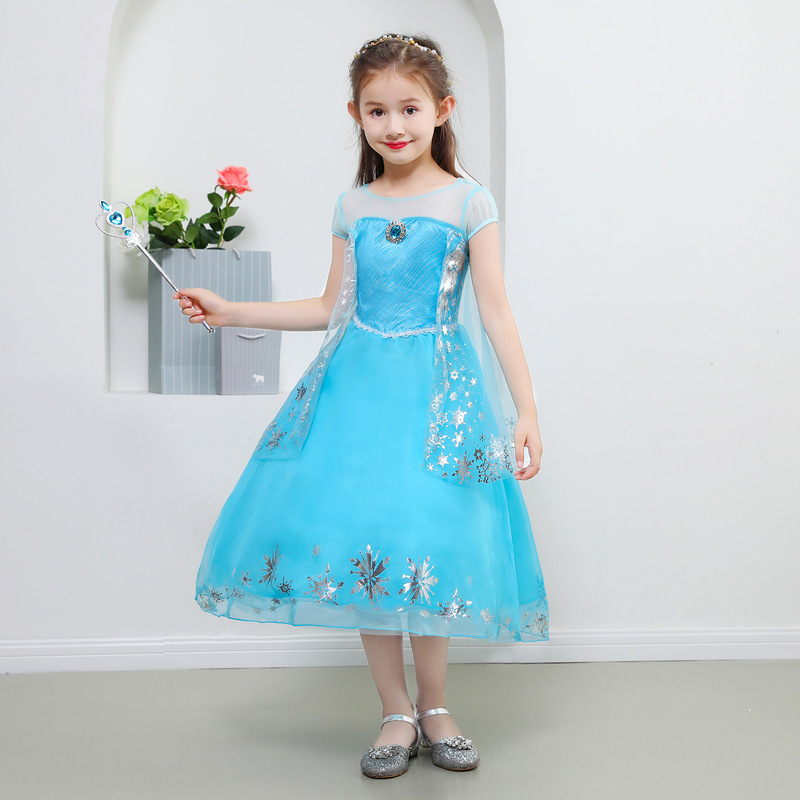 2019 New Princess Dress Halloween Costume Girl cosplay Aisha Princess Children 39 s Wear Performance Costume in Girls Costumes from Novelty amp Special Use