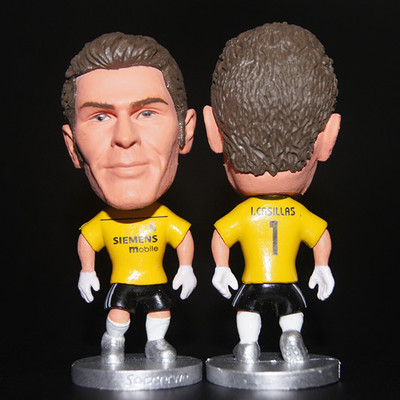 Spain Soccer Star Lovely Action Toys
