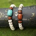 Mulheres pulseira 2016 nova DIY ágata frisado acessórios de moda jóias amantes pulseiras amp pulseiras presente de aniversário homens BS24