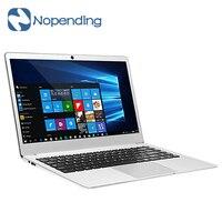 Новый оригинальный джемпер ezbook 3l Pro Тетрадь 14 ''Ultrabook ноутбука Оконные рамы 10 Apollo Lake n3450 6 ГБ/64 ГБ EMMC SSD alumininum В виде ракушки