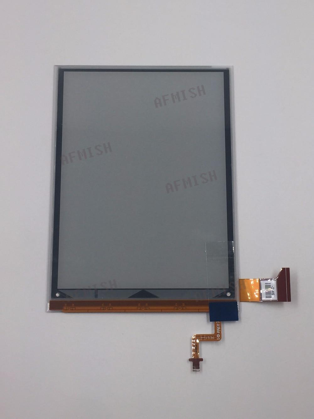 Pantalla LCD para kobo glo, lector de libros electrónicos HD con retroiluminación, sin contacto, 100%, novedad, ED060KG1, Envío Gratis