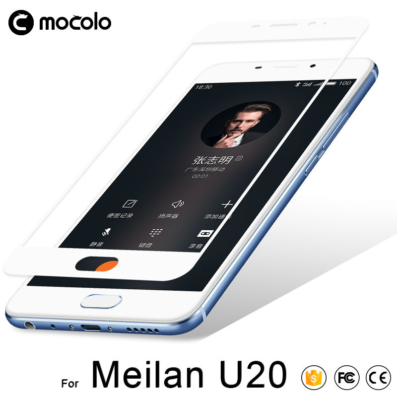 Mocolo Tempered Glass Screen Protector for Meilan Meizu U10 U20 U30 - Mobile Phone Accessories and Parts - Photo 2