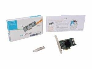 RaidStorage Avago LSI SAS 9207-8I LSISAS2308-IT B 8 port HBA JBOD SFF8087 6Gb PCI-E 3.0 X8 Controller Card Made in China(China)