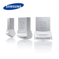 SAMSUNG Metal USB Flash Drives 32G 64G 128G USB3 0 Pen Drive External Storage Tiny Pendrive