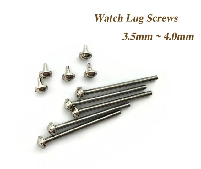 5 Size Stainless Steel Watch Band Spring Bar Strap Link Pins Repair Tool -- Watc