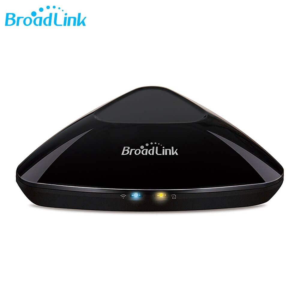 Broadlink RM プロ RM03 無線 LAN + IR + RF ユニバーサルインテリジェントリモートコントロールスイッチ Iphone Ios の Android スマートホームオートメーション  グループ上の 家電製品 からの スマートリモコン の中 1