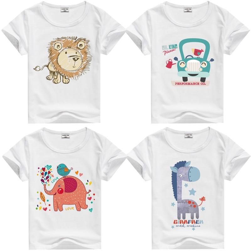 DMDM PIG gyermek póló fiúk 3D gyermek pólók Vicces kisgyermek csecsemő kisfiú ing rövid ujjú póló 2-5 éves póló