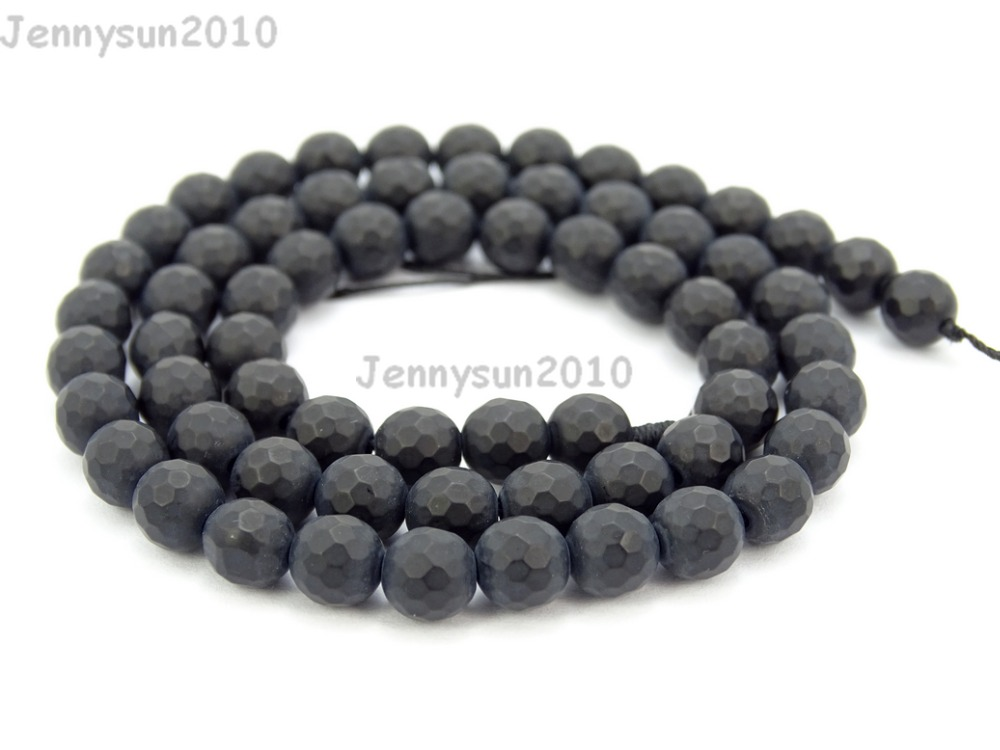 Natural Matte Multi-colored Hematite 6mm Frosted Gems Stones Round Ball Loose Spacer Beads 15 5 Strands/ Pack Back To Search Resultsjewelry & Accessories Beads