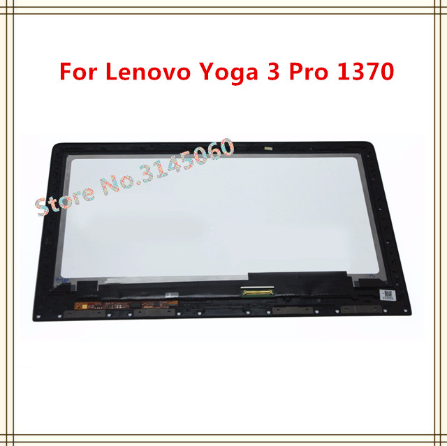 Ftdlcd 13.3 1080p Lcd Touch Screen Digitizer+frame Display Assembly Laptop Lp133wf2-spa1 For Lenovo Ideapad Yoga 2 13 20344 Computer & Office Laptop Accessories
