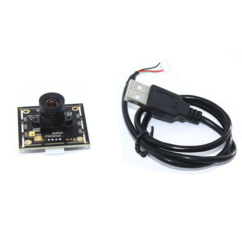 2MP OV2710 Full HD 1080P Módulo de Câmera Cmos 1920*1080 Resolução de 100 Graus placa de webcam usb