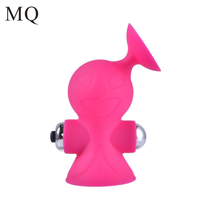 MQ New Breast Massage Vibrating For Women Health Care Breast Stimulation Rose Purple Medical Silicone Relaxation Vibration Gift