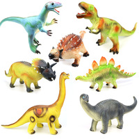 Dinosaur Model Toys Jurassic World Fallen Kingdom Dinosaurs In Action Super Dinosaur Action Big Model Toys For Children's Gifts
