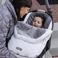 Hot Sale Baby Stroller Footmuff Sleeping Bag Envelope Baby Sleeping Sacks Warm Autumn Winter Windproof Prma Footmuff