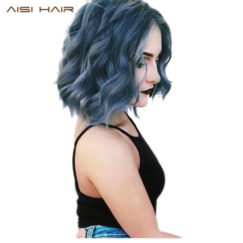 Tendance Cheveux Apres Le Noir Bleute Le Noir Violet Par Elle
