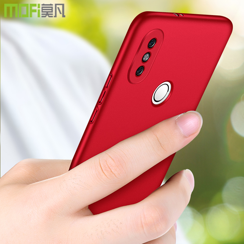 xiaomi redmi note 6 pro case cover hard back Mofi redmi note 6 cover case global 6 26 quot pc plastic xiaomi redmi note 6 pro case in Half wrapped Cases from Cellphones amp Telecommunications