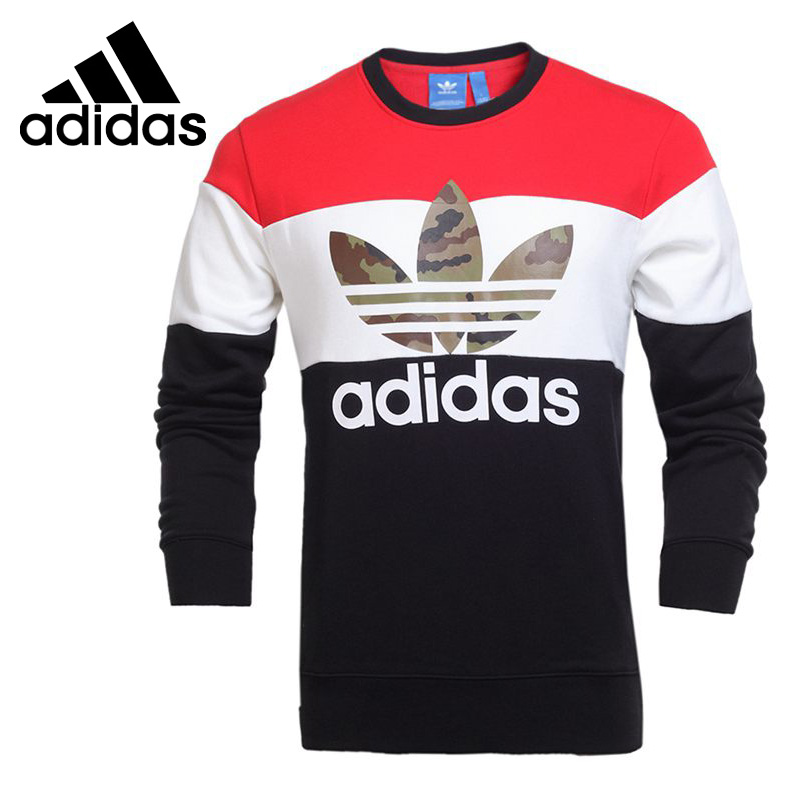 buy original new arrival adidas originals men 39 s pullover jerseys sportswear. Black Bedroom Furniture Sets. Home Design Ideas