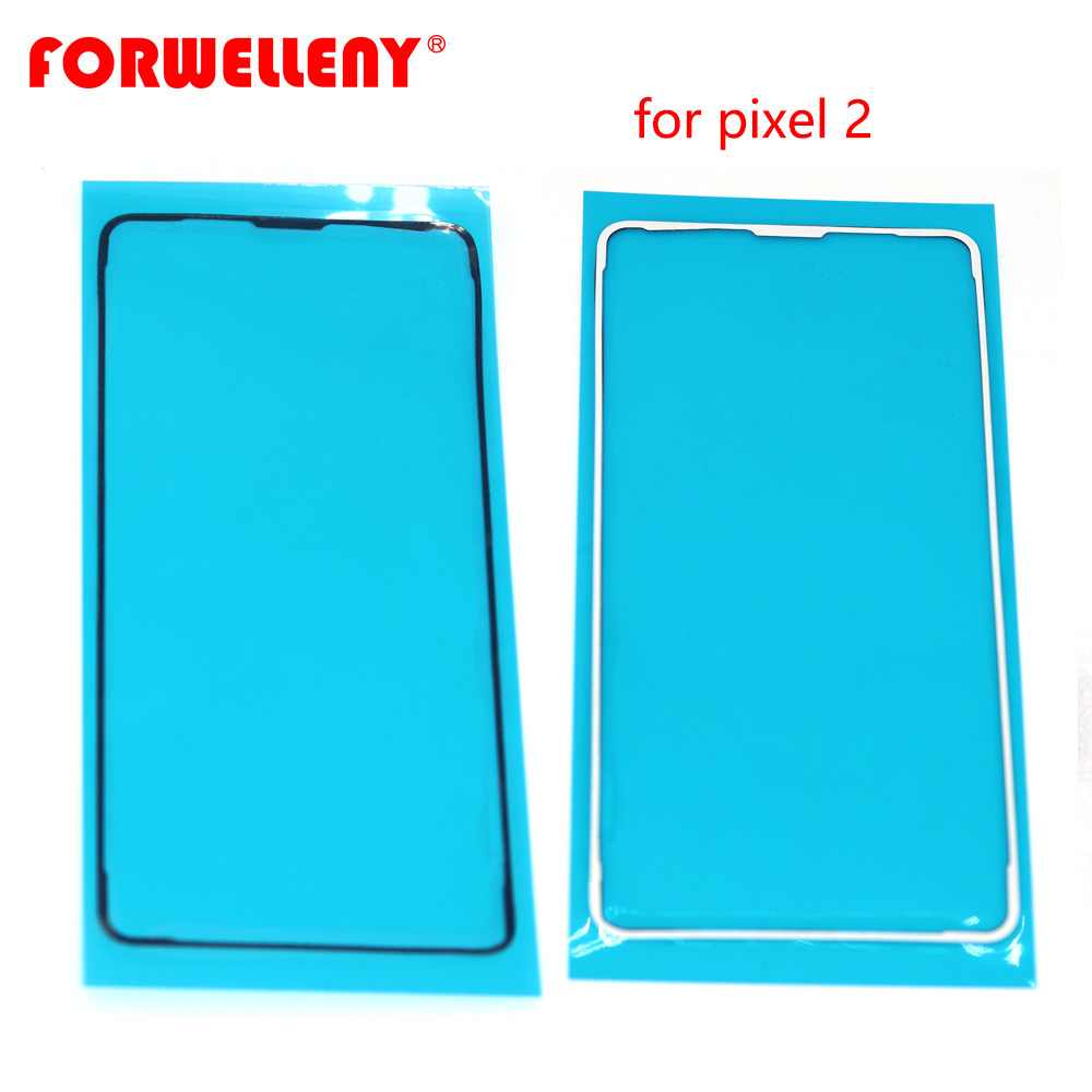 For Google Pixel 2 Pixel2  Display Screen Frame Back Glass Cover Adhesive Sticker Stickers Glue Door Housing